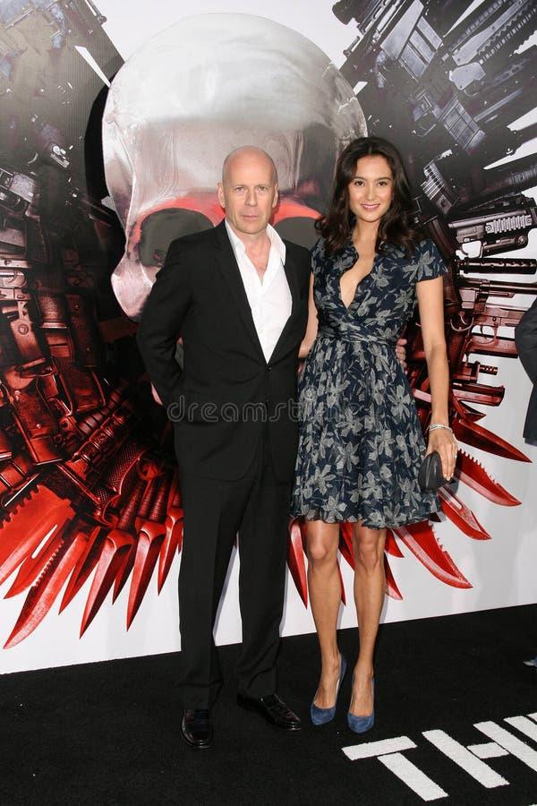 Bruce Willis photographie stock libre de droits