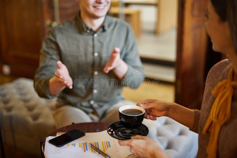 Bruch für Tee lizenzfreies stockfoto