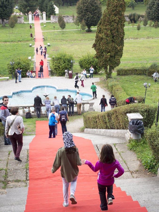 Free Bruckenthal Palace, Avrig, Romania Royalty Free Stock Image - 60432646