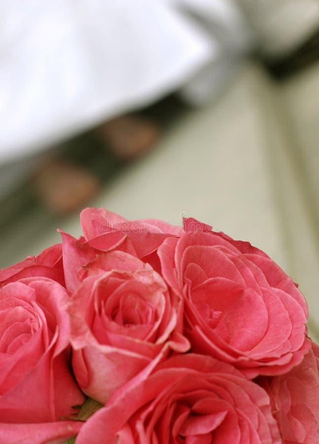 Download Brud- bukett arkivfoto. Bild av vitt, makro, bröllop, traditioner - 279222
