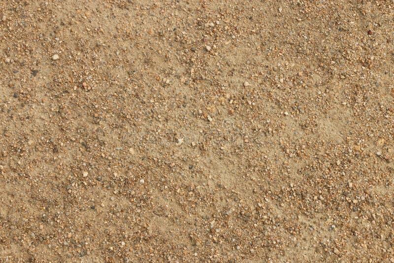 Brud i mali kamienie textured tło fotografia stock
