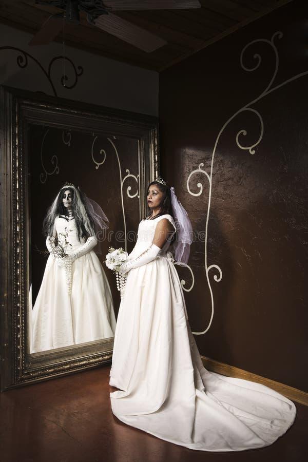 brud- katrina s royaltyfria bilder