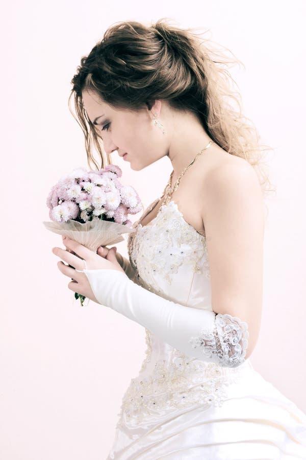brudbarn royaltyfria foton