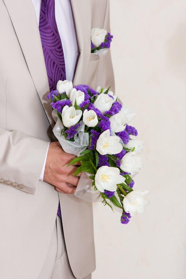 brudgumbarn royaltyfri bild