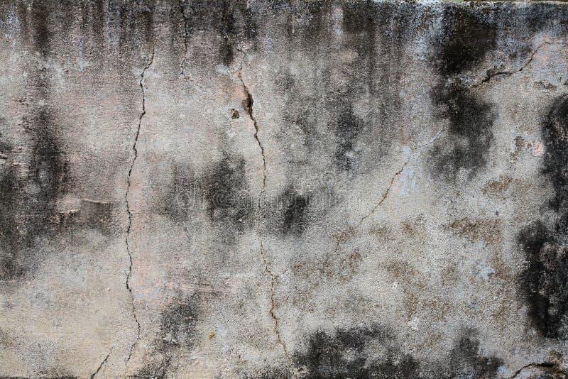 Brudna i Stara betonowa tekstura obrazy royalty free