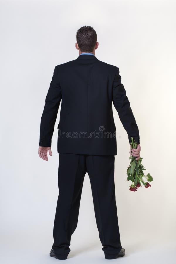 Brudni przegnili kwiaty zdjęcia royalty free