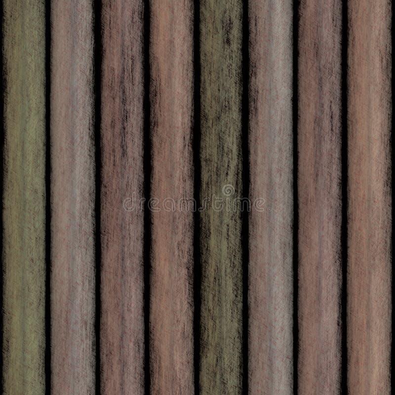 Brudzi drymby bezszwową wytwarzającą teksturę ilustracji