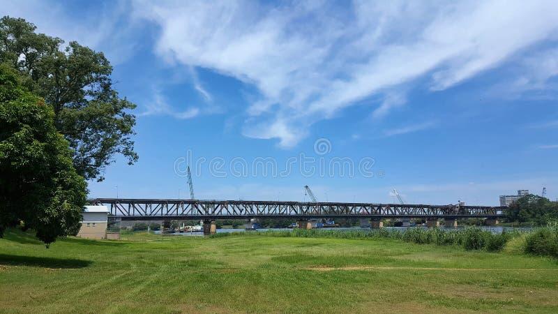 brug in Grafton NSW Australië stock foto