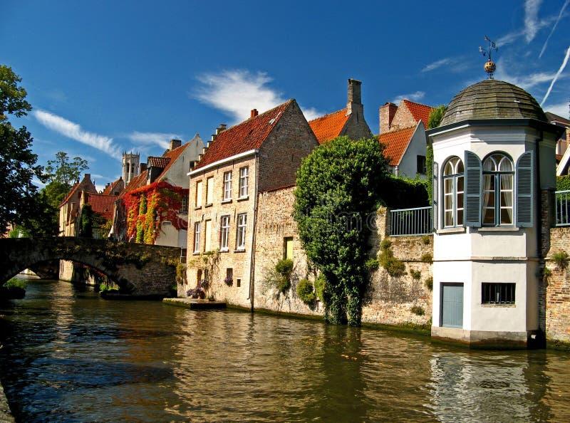 Bruges 11 stock image