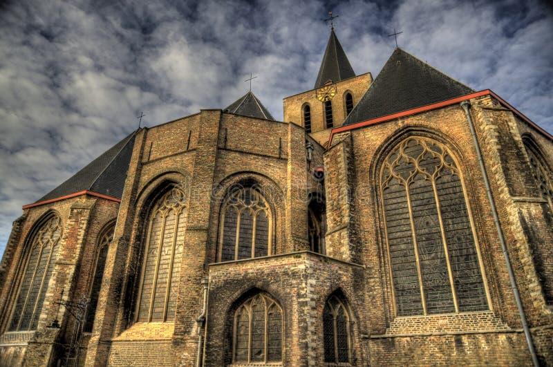 Bruges fotografie stock libere da diritti
