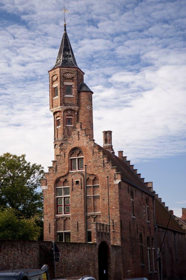 Bruges fotografia stock libera da diritti