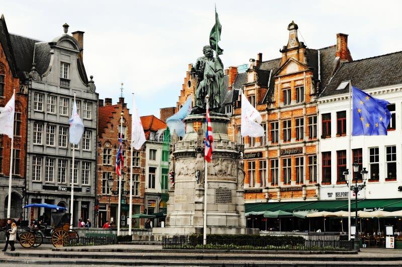 Bruges arkivbilder