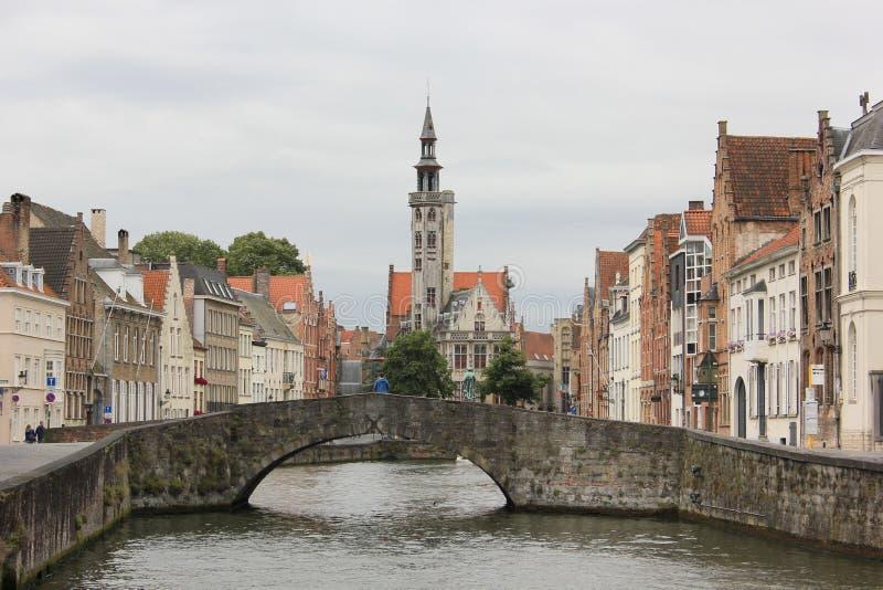 Bruges fotografie stock