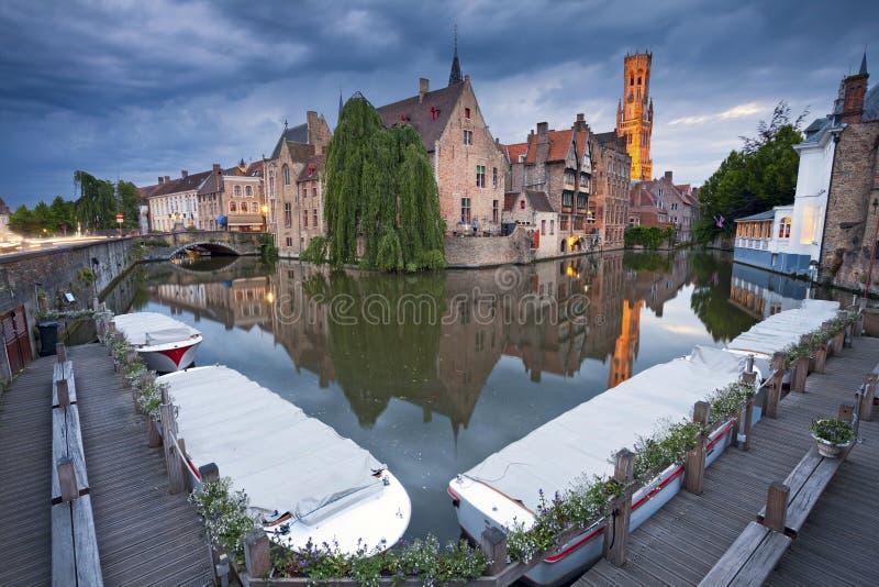 Bruges zdjęcie stock