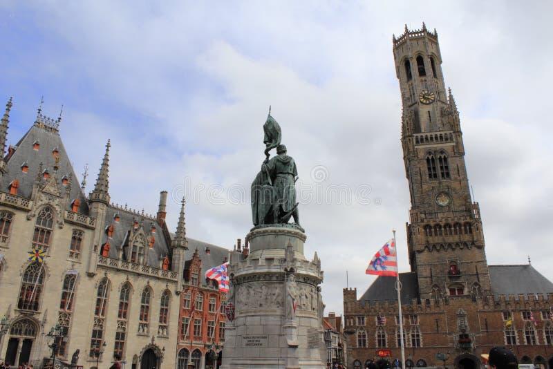 Bruges Bélgica imagens de stock royalty free