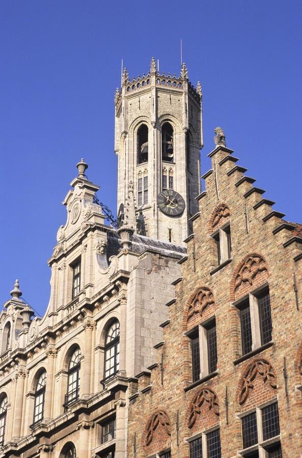 Free Bruges Belfry Stock Image - 1763811