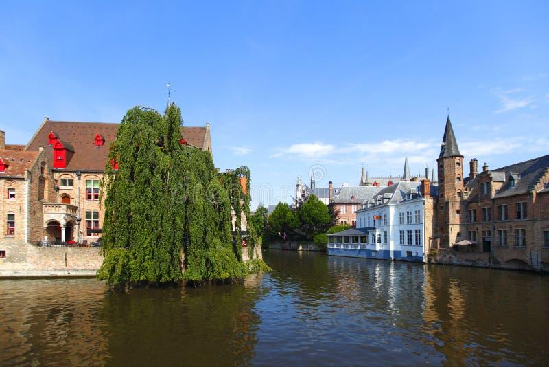 Bruges, Belgio immagini stock libere da diritti