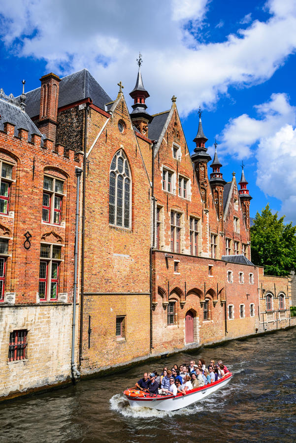 Bruges, Belgium royalty free stock images