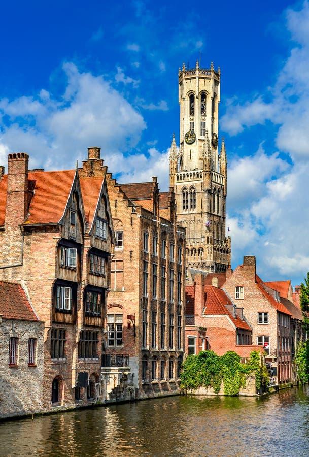 Bruges Brugge, Belgien arkivfoto