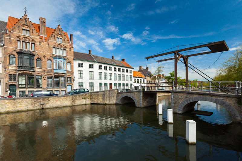 Download Bruges (Brugge), Belgium stock photo. Image of house - 27637748