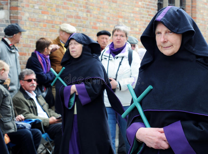Download Bruges, Procession Of The Holy Blood Editorial Stock Image - Image: 21333554