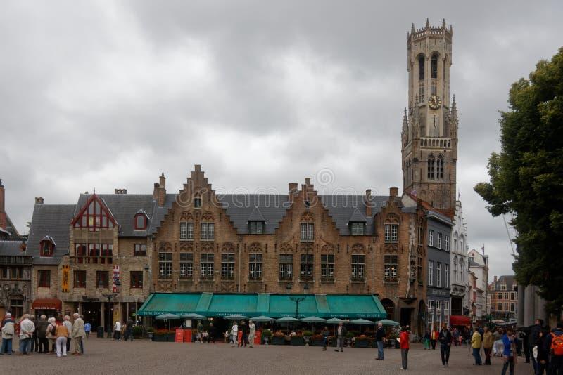 Brugge, piękny miasto w Belgia 6 fotografia stock