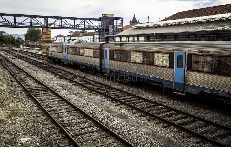 Brugge Railway Station royalty free stock image
