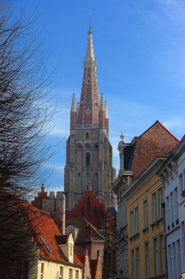 brugia Brugge obrazy stock