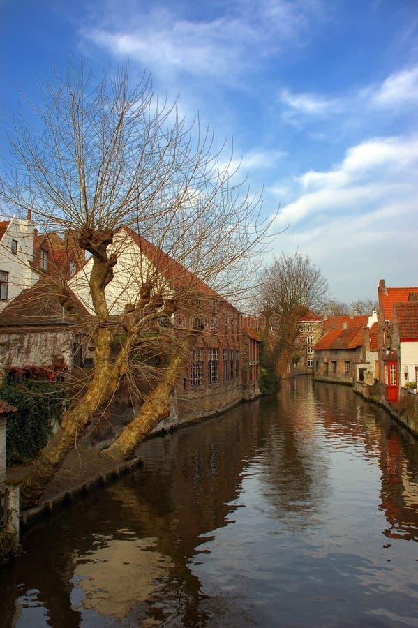 brugia Brugge zdjęcia stock