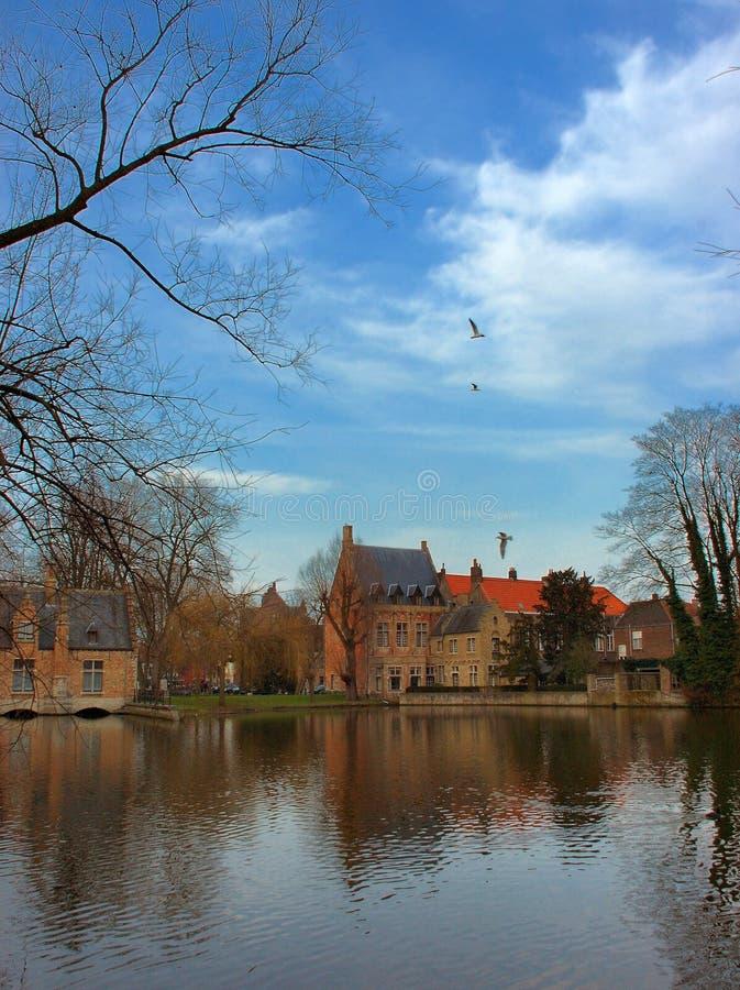 brugia Brugge zdjęcie stock