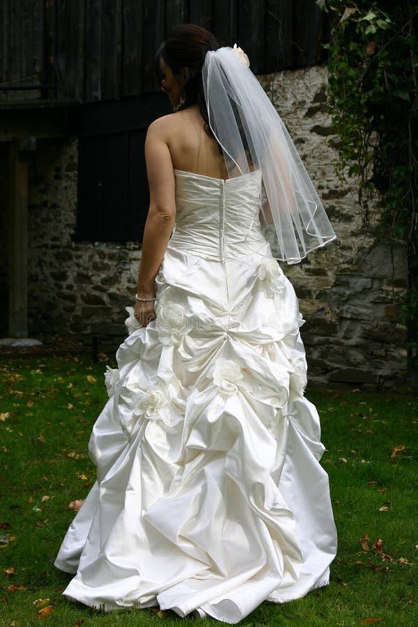 Bruid stock foto
