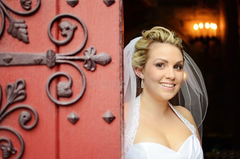 Bruid stock afbeelding