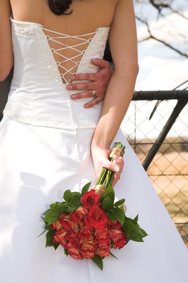 Bruid #9 royalty-vrije stock afbeelding
