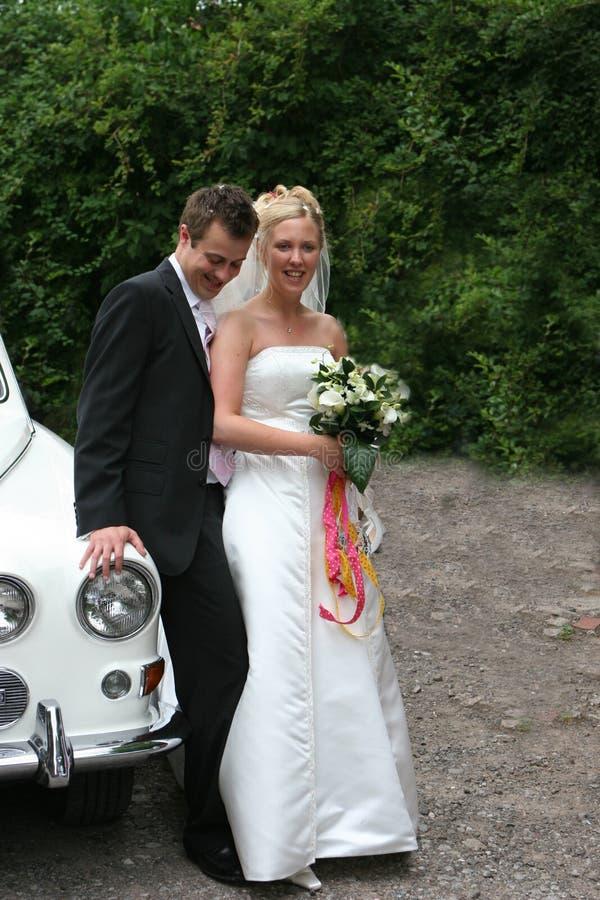 Bruid & Bruidegom 03 royalty-vrije stock foto