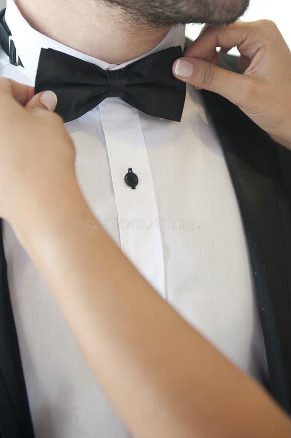 Bruidegomkleding stock foto