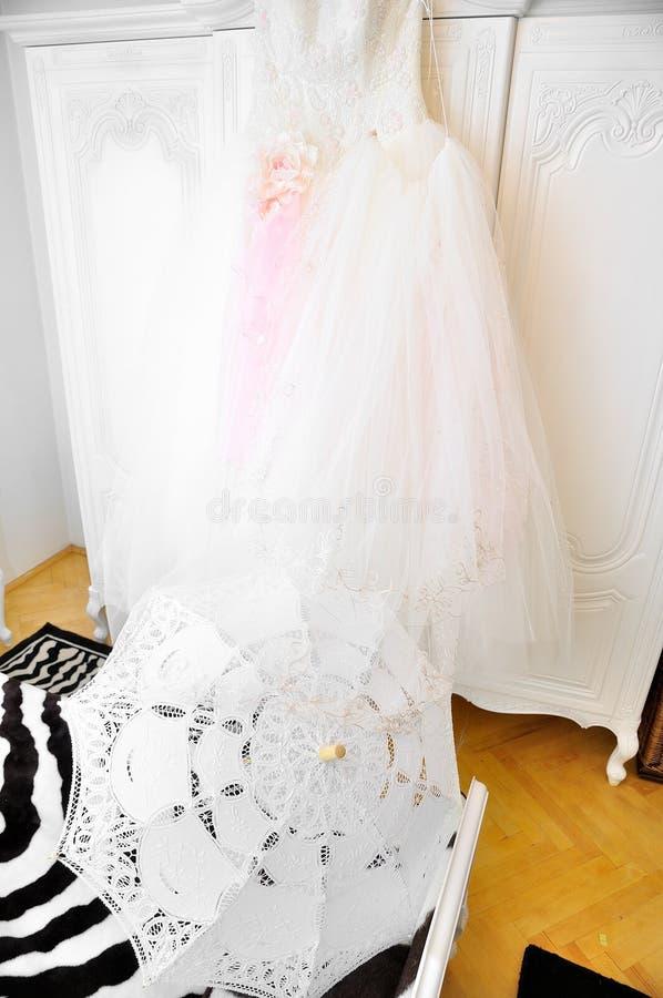 Bruids Toebehoren royalty-vrije stock foto