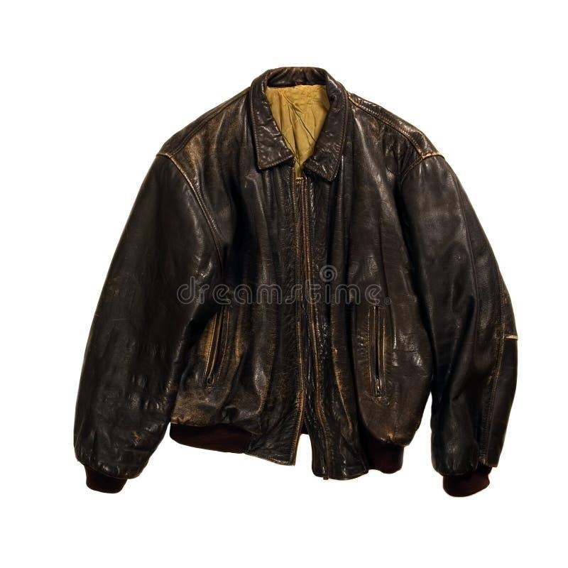 Bruin jasje royalty-vrije stock foto's