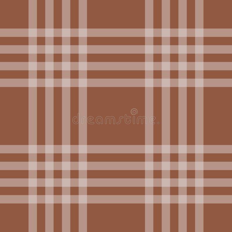 Bruin lijnpatroon stock foto