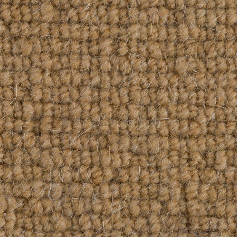Bruin tapijt royalty-vrije stock afbeeldingen