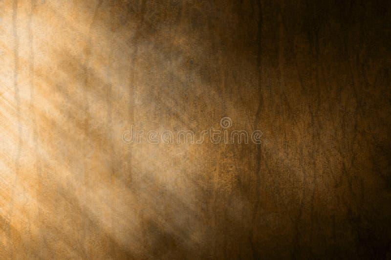 Bruine Abstracte Achtergrond stock afbeeldingen