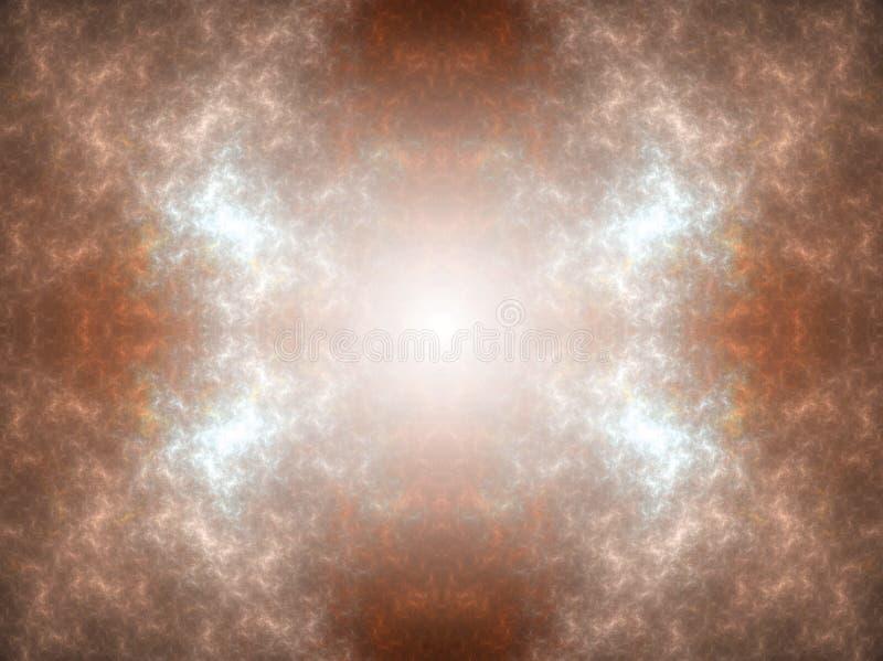 Bruine Achtergrond vector illustratie