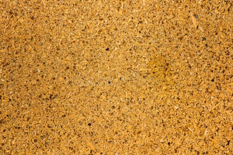 Bruine cork raadsachtergrond en geweven stock fotografie