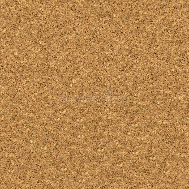 Bruine Corkboard-Textuur Als achtergrond royalty-vrije stock foto