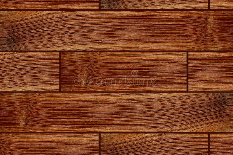 Bruine de textuur abstracte achtergrond van grunge houten tegels stock foto