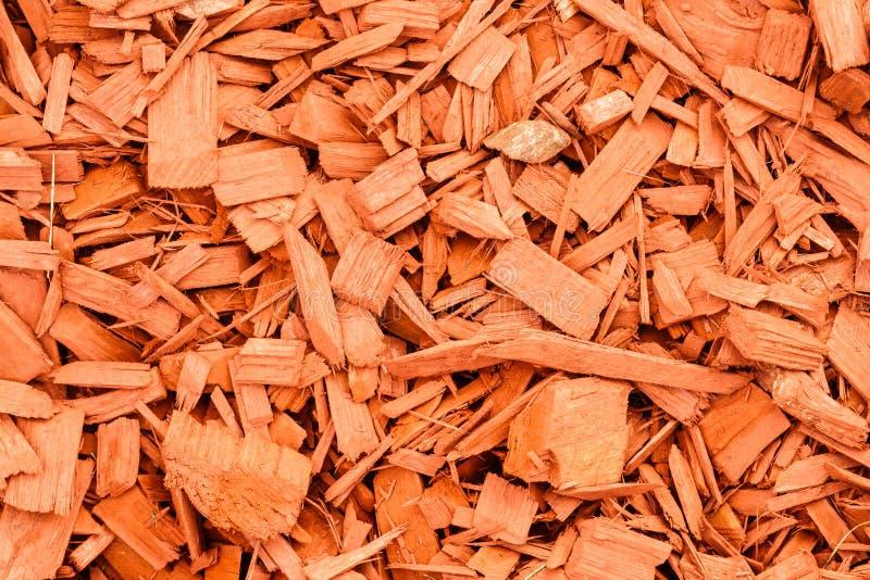 Bruine de textuurachtergrond van de turfschors royalty-vrije stock foto