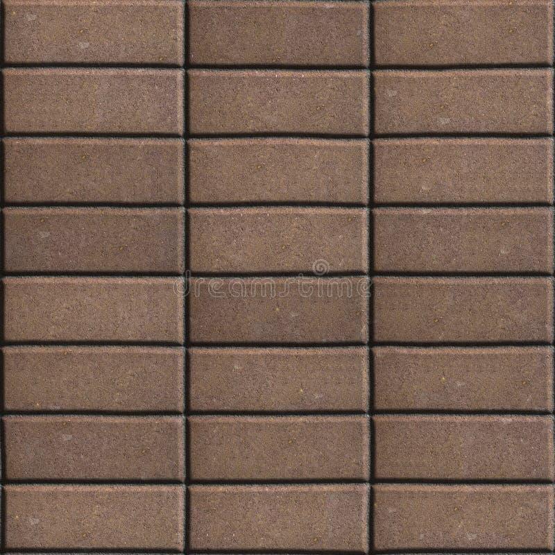 Download Bruine Het Bedekken Plakken Opgemaakte Rechthoeken Stock Foto - Afbeelding bestaande uit concreet, cement: 54092690