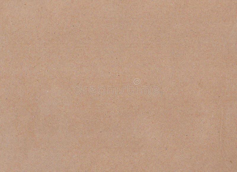 Bruine het Document van de Zandwoestijn Textuurachtergrond royalty-vrije stock foto