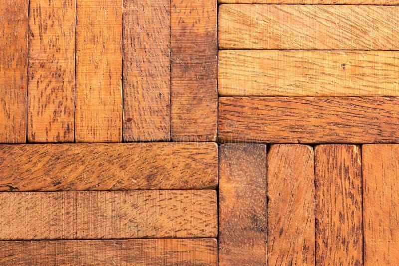 Bruine houten stock afbeelding