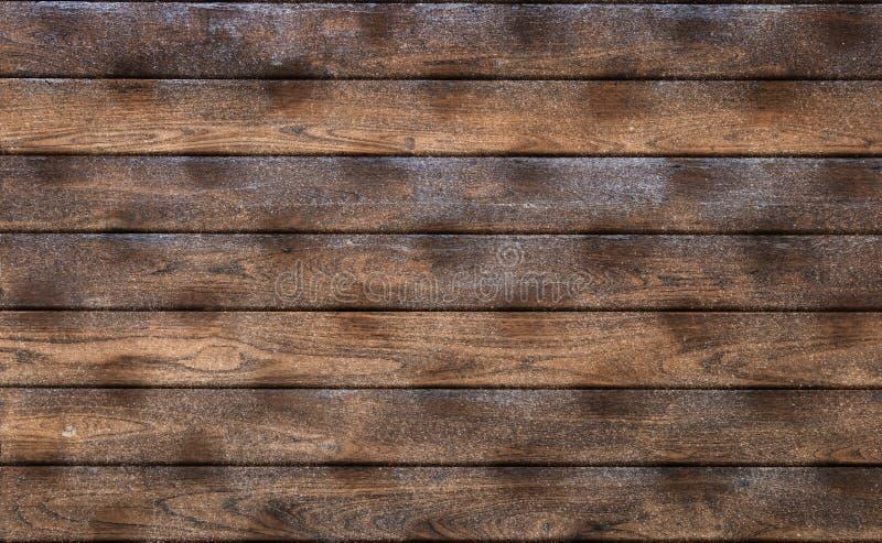 Bruine houten achtergrond royalty-vrije stock fotografie