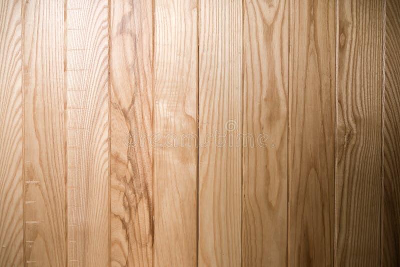 Bruine houten plank royalty-vrije stock afbeelding